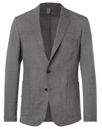 Hugo Boss Medium-Grey Blazer