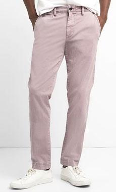 GAP Pink Chinos