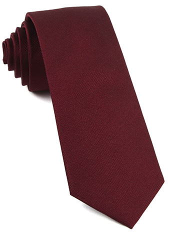How to tie a tie easy step by step instructions recommended ties burgundy tie ccuart Image collections