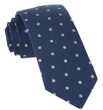 How to tie a tie easy step by step instructions polka dot tie ccuart Image collections