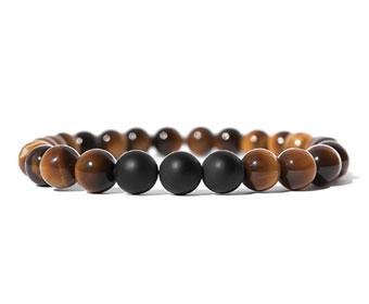 Tibetan Mala Stone Beaded Bracelet