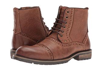 Steve Madden Brogue Boots