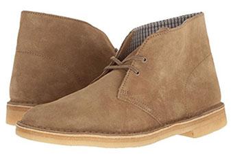 Clarks Camel Desert Boots