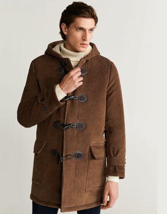 Mango Duffle Coat