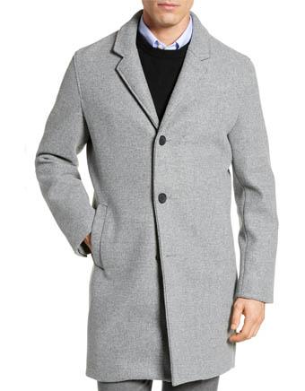 Nordstrom Overcoat