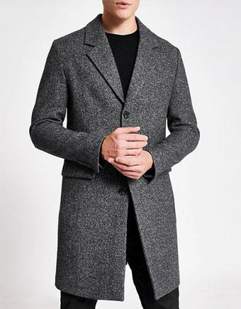 River Island Overcoat