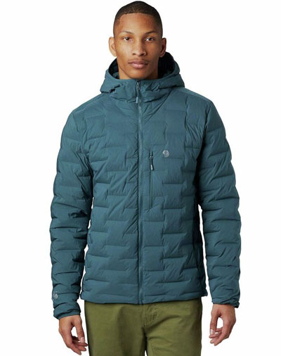 Mountain Hardwear Super/DS Stretchdown Hooded Jacket