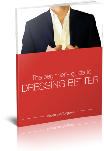 Beginner's Guide to Dressing Better Cover