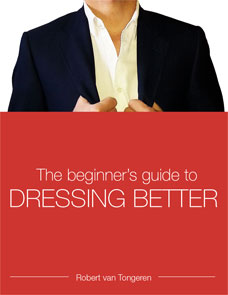 Beginners Guide to Dressing better Cover