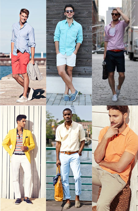 51743b9210d How to Dress in Summer  Men s Guide