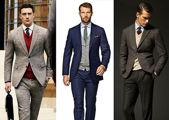 Examples Of Formal Layered Outfits