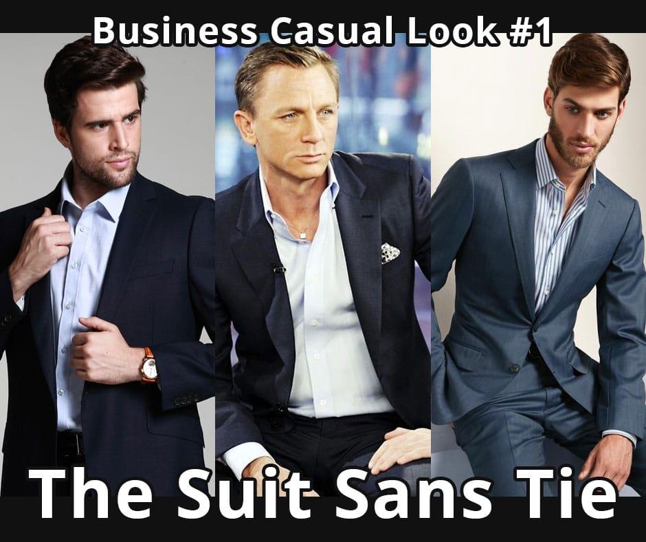 Plus Size Casual Business Attire