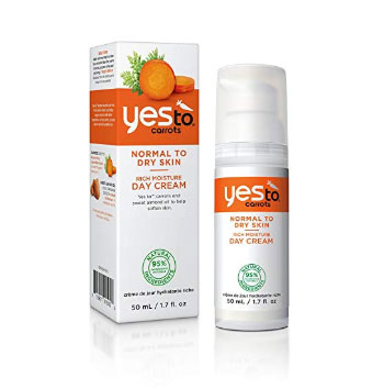 Yes to Carrots Moisturizing Cream