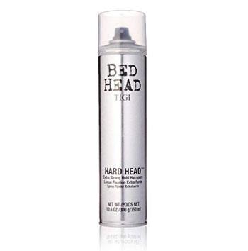 TIGI Bed Hard Head Extra Strong Hold Hair Spray