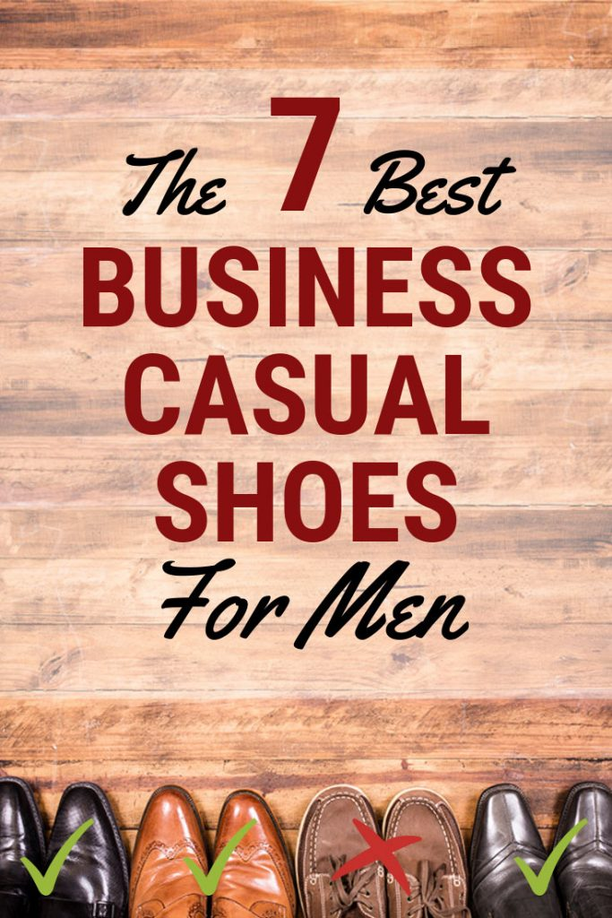 best mens casual work shoes
