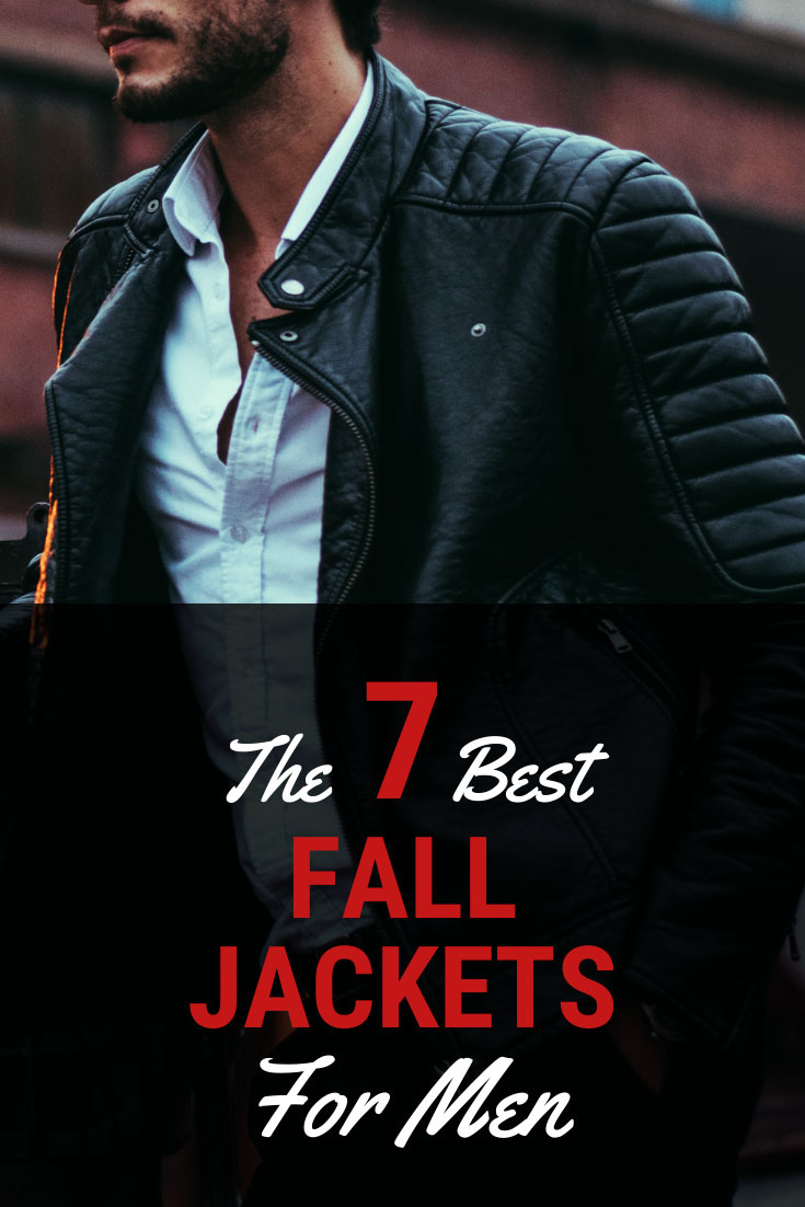 men's fall jackets