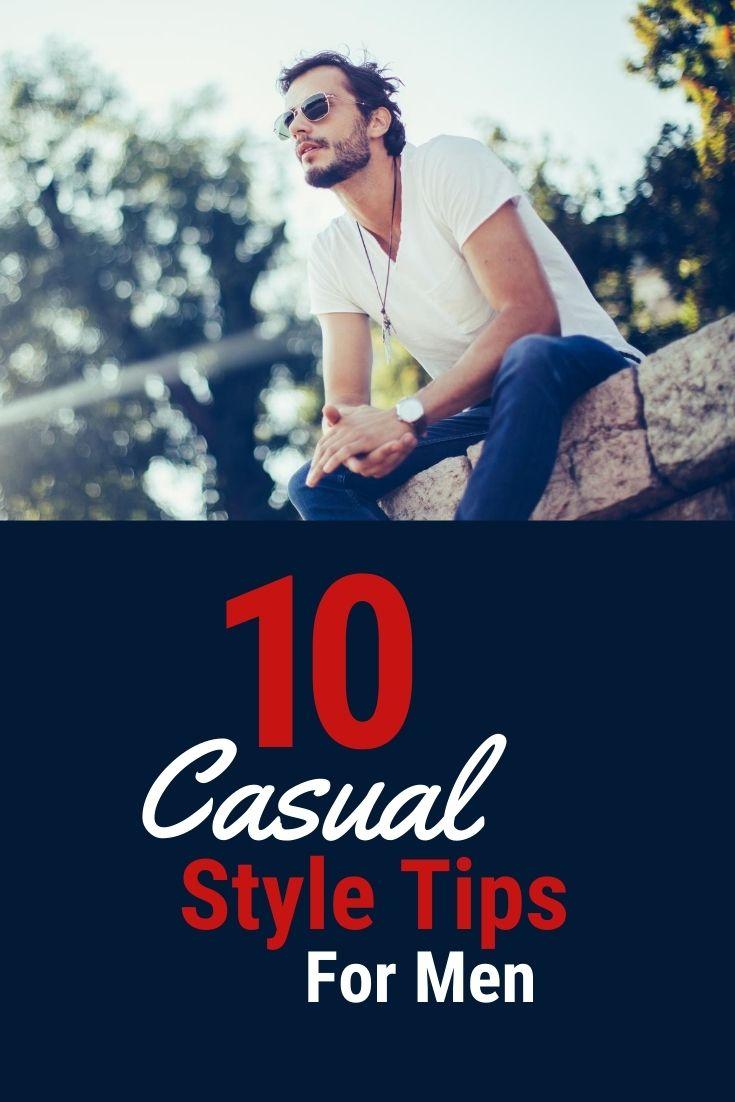 men's casual fashion tips
