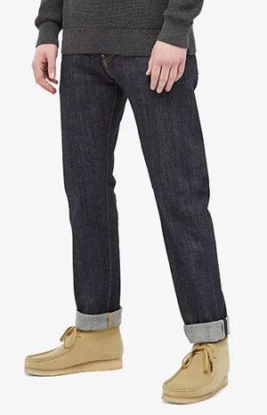 Edwin Raw Selvedge Denim Jeans