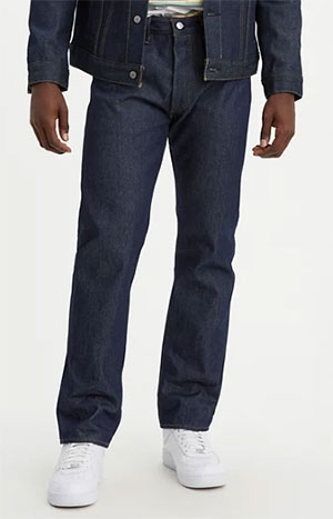 Levis 501 Shrink to Fit