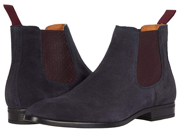 Ted Baker Roplet Suede Chelsea Boots