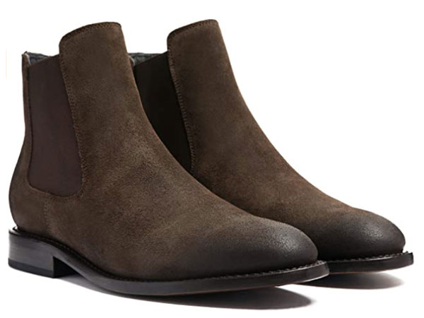 Thursday Boot Company Cavalier Men's Dark Brown Chelsea Boots