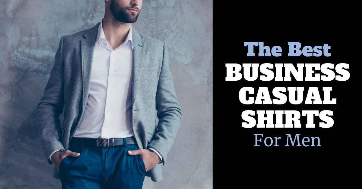 Business Casual Shirts for Men