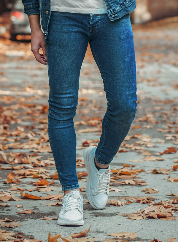 Jeans that are too tight