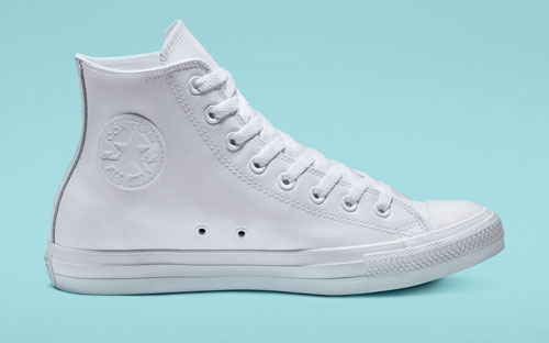 Converse Chuck Taylor All Star Hi Leather Sneakers