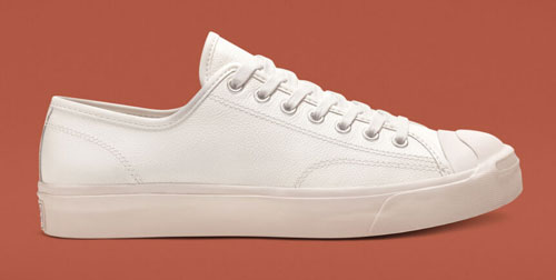 Converse Jack Purcell low-top leather sneakers