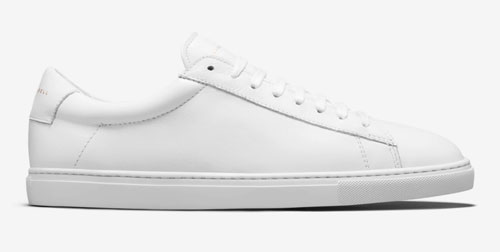 Oliver Cabell Low white sneakers