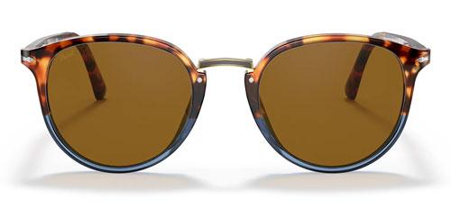 Blue & Brown Tortoise sunglasses