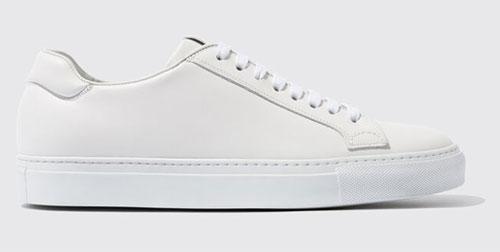 Scarosso Ugo BIanco sneakers