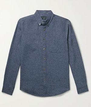 Dark Chambray shirt