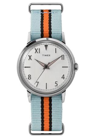 fabric strap watch