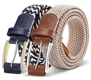 Woven belt pack